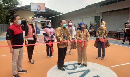 "Peresmian Sport Center STMIK ""AMIKBANDUNG"""