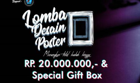 Lomba Desain Poster Digital 2021 Tingkat SMA/SMK/MA