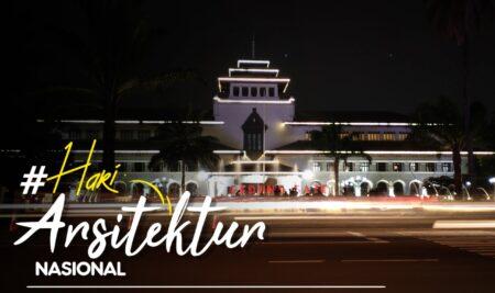 Intip Yu, Gedung Dengan Umur 100 Tahun di Kota Bandung