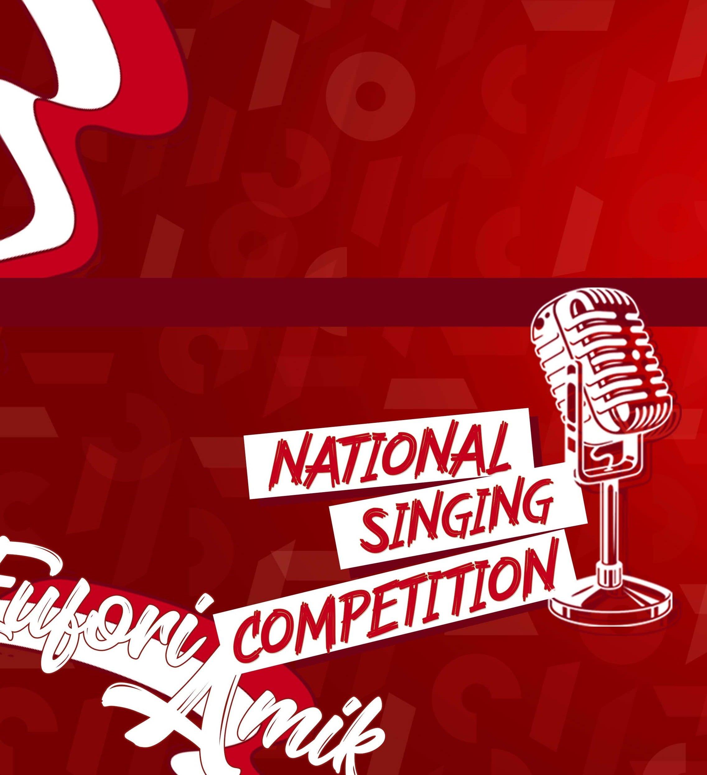 Pengumuman Finalis Euforiamik Kategori Singing Competition 2021